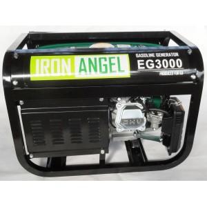 Бензиновый генератор Iron angel EG-3000