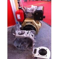 Двигатель Weima WM188FE (дизель 12л.с.) с электростартером