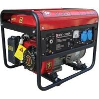 Бензиновый генератор Калибр БЭГ-2811 (2,5-2,8 кВт)