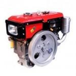 Двигатель дизельный R190АNL, дизель 11 л.с. с водяным охлаждением, Электростартер, ЗИП.
