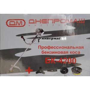 Бензокоса Днепромаш ГБ-4200