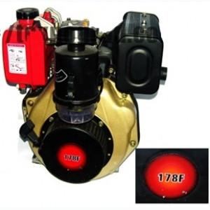 Двигатель Витязь КМ178FE (6 л.с.) стартер дизель