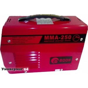 Сварочный инвертор Edon MMA 250 (кейс)