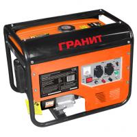 Бензиновый генератор Гранит БГ 3500