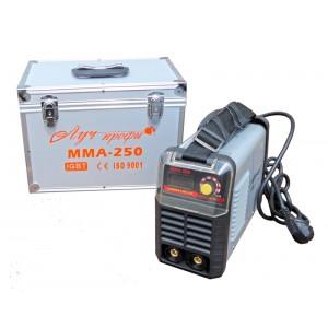 Сварочный инвертор Луч профи MMA 250 (алюминиевый кейс)