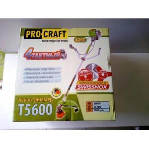 Мотокоса Procraft T-5600 (4-х тактная)