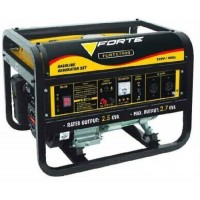 Бензиновый генератор Forte FG 3500E со стартером