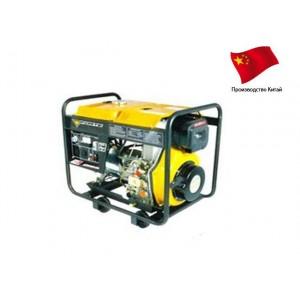 Дизельный генератор Forte FGD 6500E3 с стартером