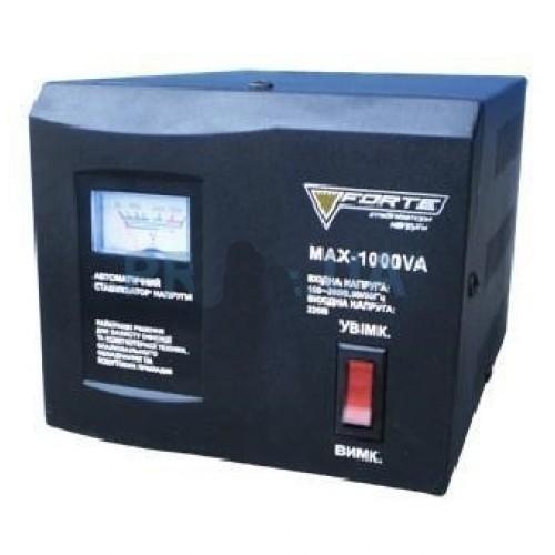 Стабилизатор напряжения Forte Max 1000