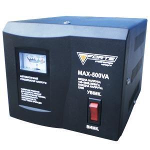 Стабилизатор напряжения Forte Max 500