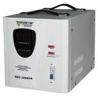 Стабилизатор напряжения Forte SDC 3000VA