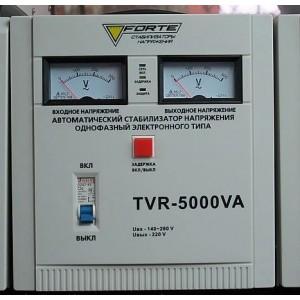 Стабилизатор напряжения Forte TVR 5000VA