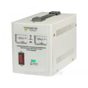 Стабилизатор напряжения Forte TVR 500VA