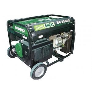 Бензиновый генератор Iron Angel EG 5500 E