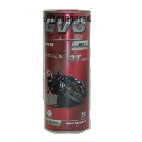 Масло для двухтактных двигателей EVO 1л