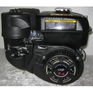 Двигатель Weima WM170F-T бензин (7 л.с.) шлиц