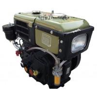 Двигатель Витязь SH180ND (8 л.с.) с водяным охлаждением