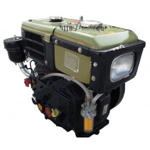Двигатель Витязь SH190ND (10 л.с.) с водяным охлаждением