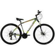 Велосипед Titan Alligator 19.5 Gray/Green