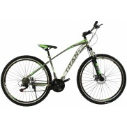 Велосипед Titan Captain 16.5 Gray/Green