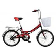 "Велосипед Titan Десна 20"" black/red"