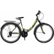 """Велосипед Titan Elite 26""""×17"""" Gray/Green"""