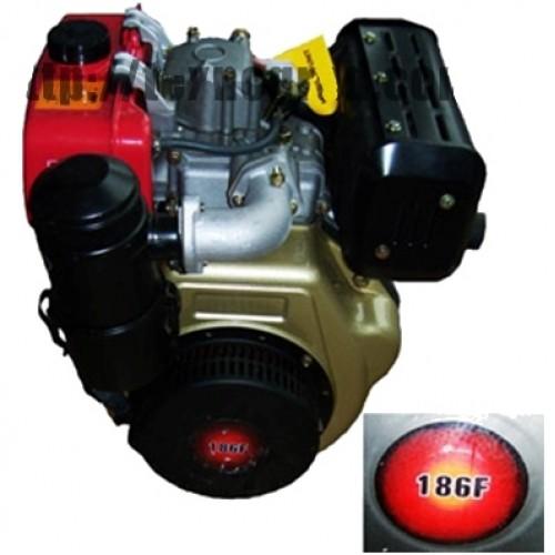 Двигатель Витязь КМ186F (9 л.с.)